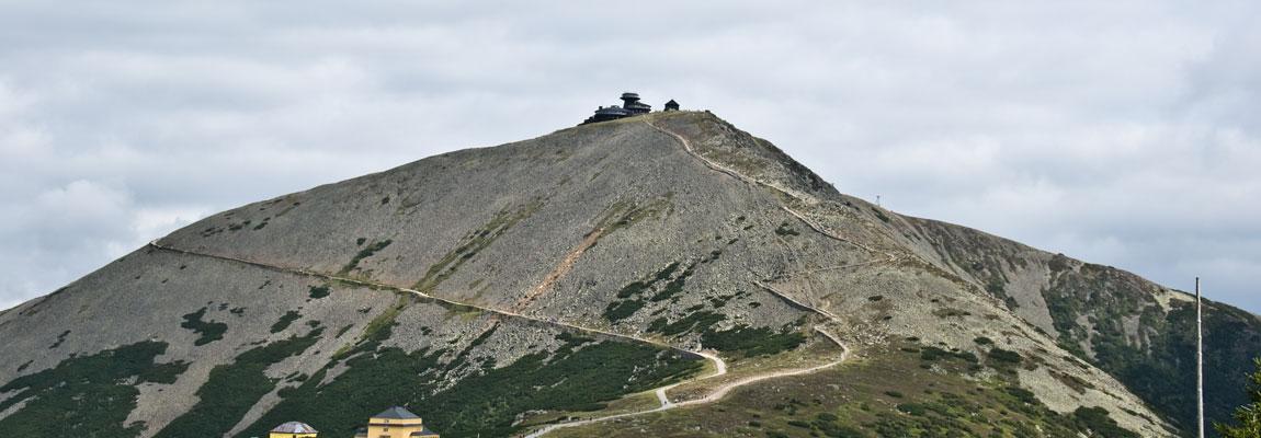 W sierpniu Uphill Race Śnieżka 2015